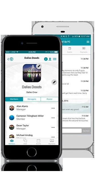 QuickClub Mobile App